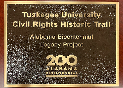 Tuskegee University Archives Receives Bicentennial Legacy Award